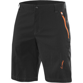Löffler Comfort CSL Bike Shorts Men black/pumpkin